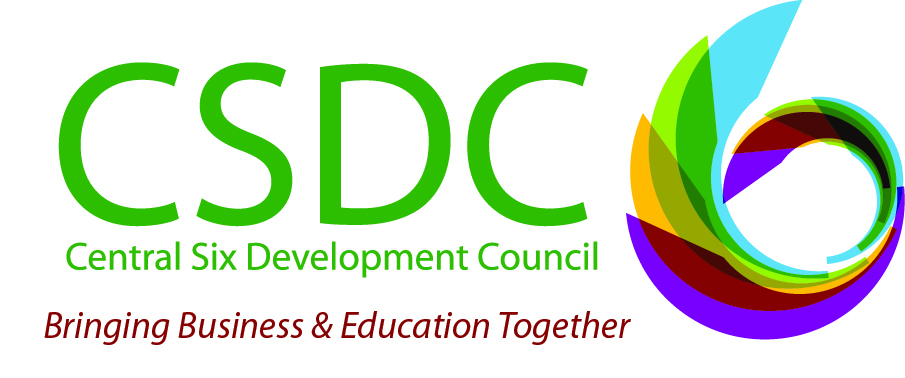 Central Six Development Council Logo